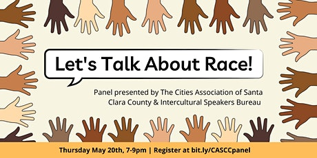 Let's Talk About Race! tickets
