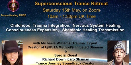 Superconscious Trance Healing Retreat tickets