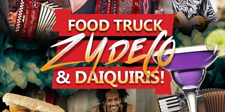 Juneteenth Food Trucks, Zydeco and Daiquiris tickets