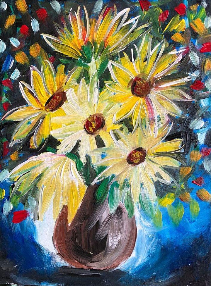 Mother's Day Special with Paint Along image
