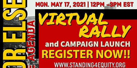 Equity or Else : Quality of Life Virtual Rally entradas