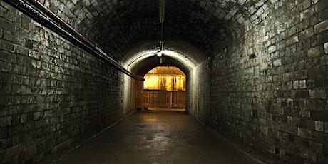 Secret Underground Tunnels of Manchester tickets