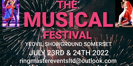 THE MUSICAL FESTIVAL tickets