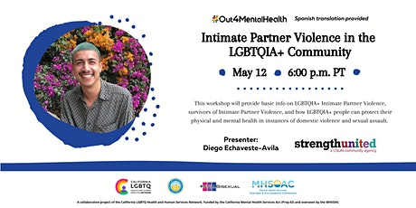 Intimate Partner Violence in the LGBTQIA+ Community tickets