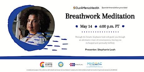 Sacred Space presents Breathwork Meditation tickets