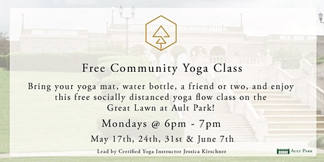 Yoga on the Great Lawn @ Ault Park tickets