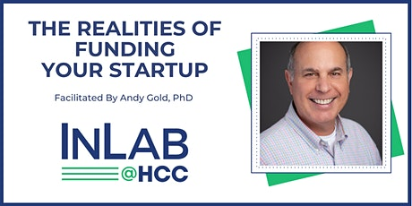 The Realities of Funding Your Startup - Virtual via Zoom tickets