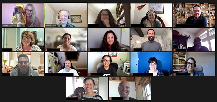 Agile Coaching and Facilitation Bootcamp!  Two Certifications in one week! image