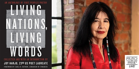 P&P Live! Joy Harjo | LIVING NATIONS, LIVING WORDS tickets