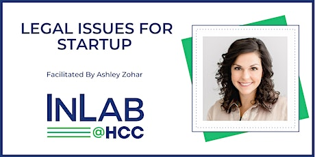 Legal Issues for Startups - VIRTUAL VIA ZOOM tickets