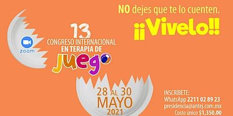 Congreso Internacional en Terapia de Juego entradas