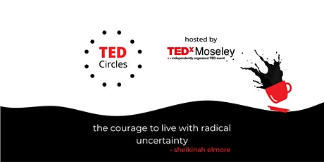 Risk Taking - The Courage to Live with Radical Uncertainty tickets