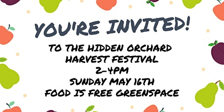 The Hidden Orchard Harvest Festival! tickets