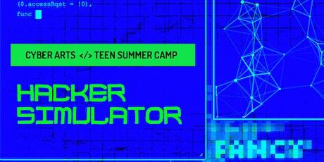 Teen Summer Camp: Hacker Simulator tickets
