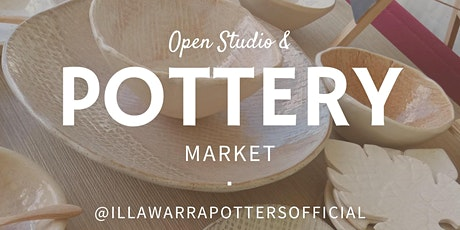 Open Studio  & Pottery Market tickets