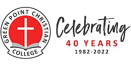 40 Year Anniversary Alumni Breakfast tickets