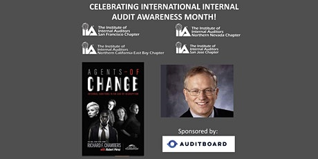 Agents of Change: Internal Auditors in an Era of Disruption tickets