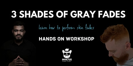 3 Shades of Gray Fades - Learn how to fade tickets