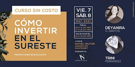 MIRA ESTE EVENTO			COMO INVERTIR EN EL SURESTE tickets