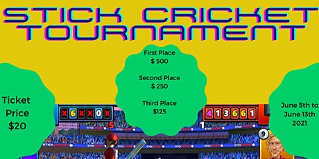 Stick Cricket Live Tournament tickets