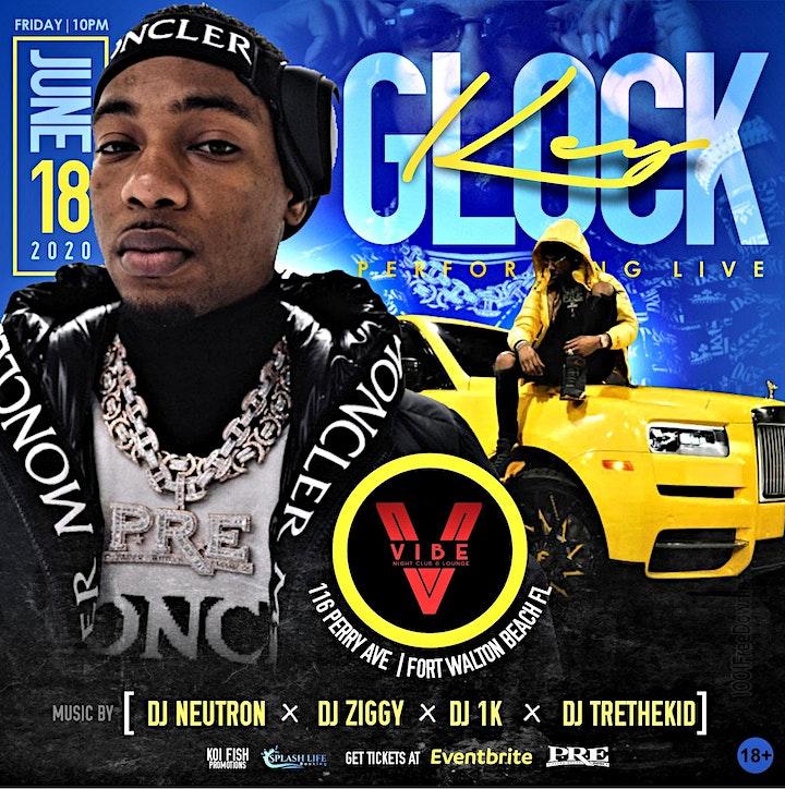 Key Glock Performing Live image