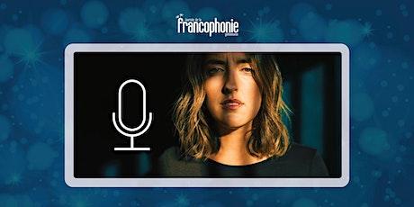 Spectacle  15e Journée de la francophonie yukonnaise billets