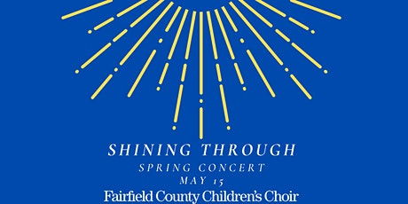 Shining Through - Spring Concert billets