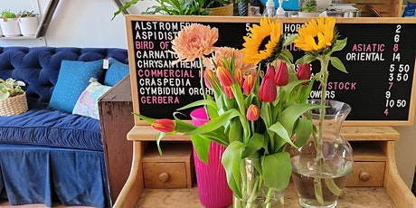 Mother's Day Happy Hour Floral Bar tickets