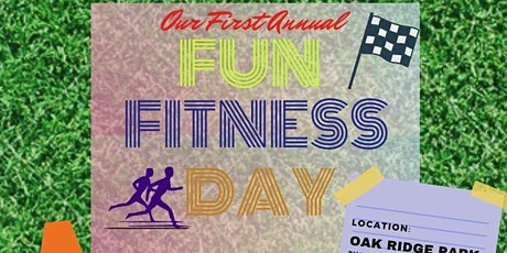 Fun Fitness Day tickets