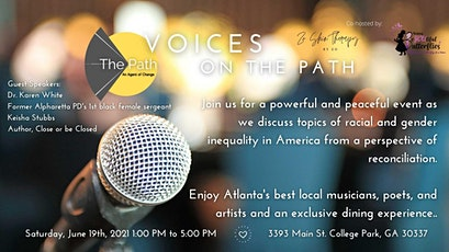 Voices on The Path tickets