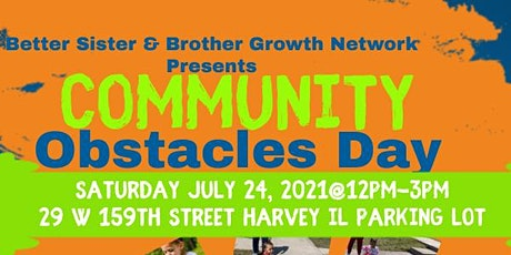 Community Obstacle Day Vendor Registration tickets