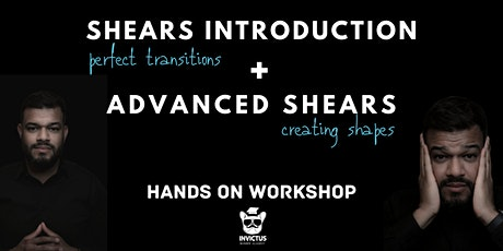 Combo Class: Shears Introduction + Advanced Shears tickets