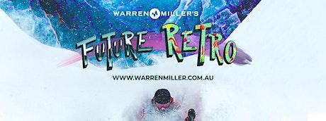 Snow Travel Expo - Warren Miller Future Retro Discount - Melbourne tickets