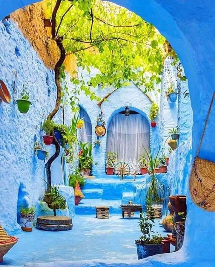 Virtual Live Tour of Chefchaouen  with Local Friendly Guide image
