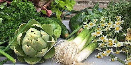 Online workshop! Grow Your Own Food in June tickets