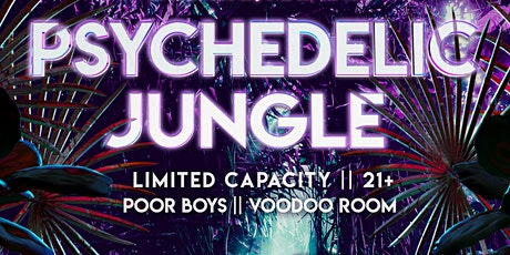 Psychedelic Jungle tickets