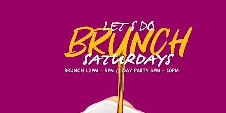 Let's Do Brunch Saturdays at Ozio tickets