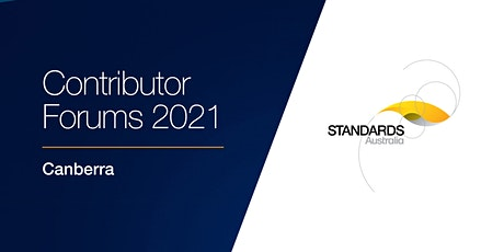 Contributor Forums 2021 - Canberra tickets