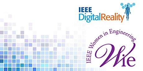 IEEE SCV WIE Digital Reality Webinar Series tickets