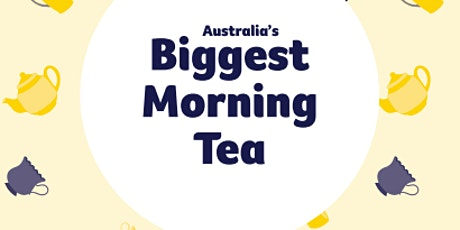 SMS Law hosts Australia's Biggest Morning Tea tickets
