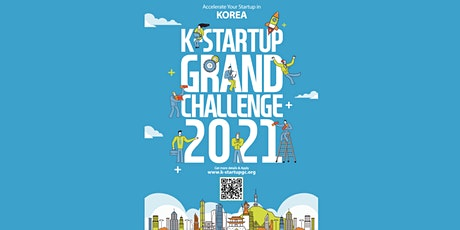 2021 K-Startup Grand Challenge Australia/New Zealand Q&A Session tickets