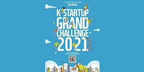 2021 K-Startup Grand Challenge Australia/New Zealand Q&A Session tickets