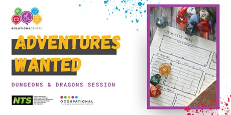 FREE Dungeons and Dragons Session tickets