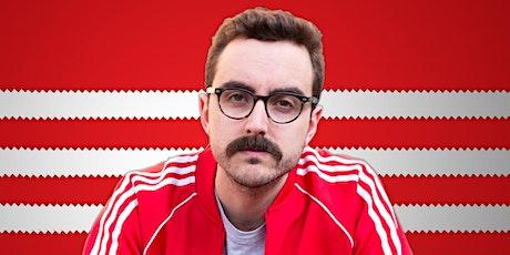 Daniel Muggleton: Oh, More Mr. White Guy? at Sydney Comedy Festival tickets