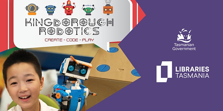 Intro to Dash Bots (5 - 8 yrs) with Kingborough Robotics image