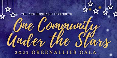 GreenAllies Gala 2021: One Community Under the Stars tickets