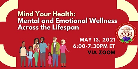 Mind Your Health: Mental & Emotional Wellness Across the Lifespan tickets