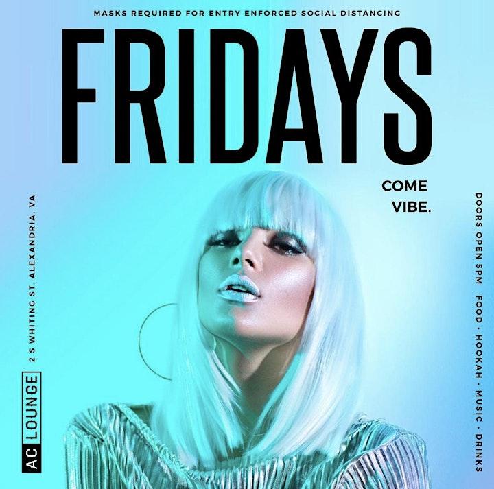 Fridays at AC Lounge image