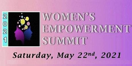 Women's Empowerment Summit billets