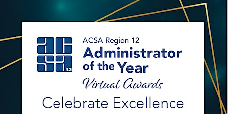 Administrator of the Year Virtual Awards 2021 tickets